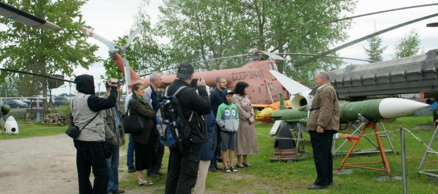 Встреча в Музее авиации 27 мая