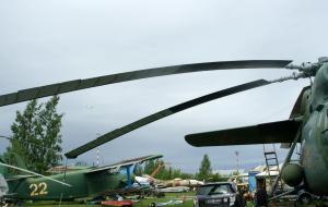Встреча в Музее авиации