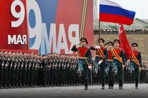 Преображенский полк готовится к параду Победы