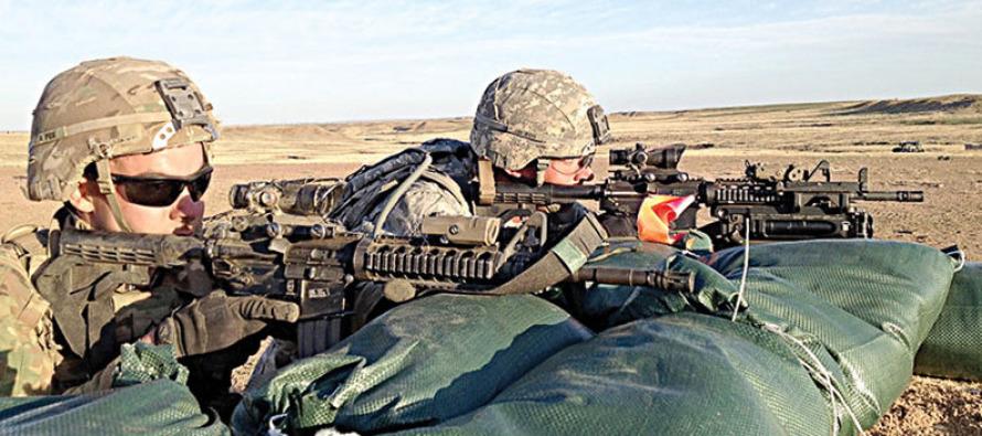 Сверхплановый батальон США в Европе