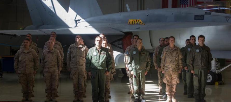 Испанские самолёты прибыли в Эмари