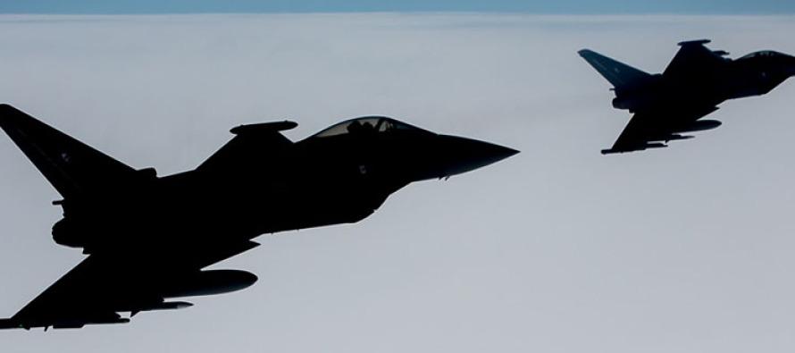 Истребители НАТО на перехват не вылетали