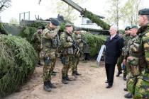 США готовы разместить ракеты «Патриот» в Балтии