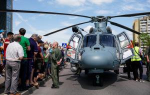 День литовской армии в Паневежисе
