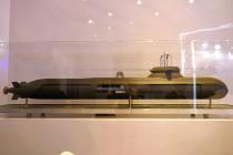 Дизельная подводная лодка с ракетами «Томагавк»