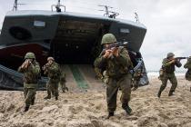 Корабли Балтфлота участвуют в учениях «Запад-2017″