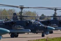 Организован второй поток сборки вертолётов Ка-52