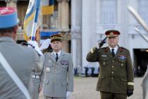 Встреча в Париже командующих Силами обороны