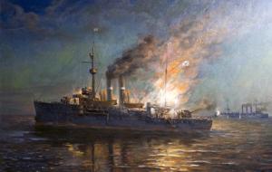 Рассказ о канонерской лодке «Сивуч»