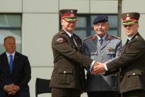 Новый командир интеграционного подразделения НАТО