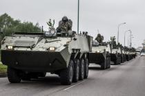 В Литву прибыл португальский контингент