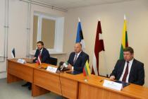 Встреча министров обороны Балтийских стран