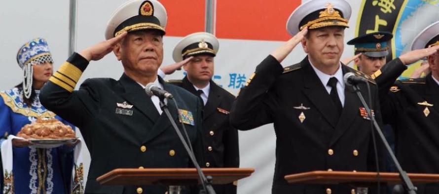 Корабли ВМС Китая прибыли в Балтийск