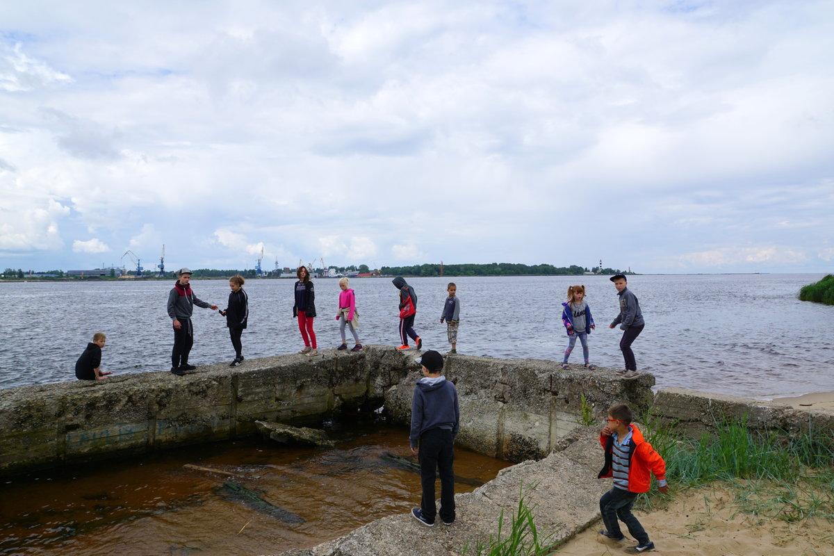 Экскурсия для детей на Мангальсале