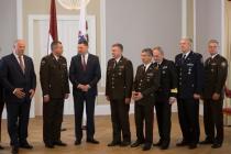 Командарму Калниньшу присвоено звание генерал-лейтенанта