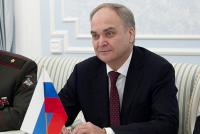 Анатолий Антонов назначен послом России в США