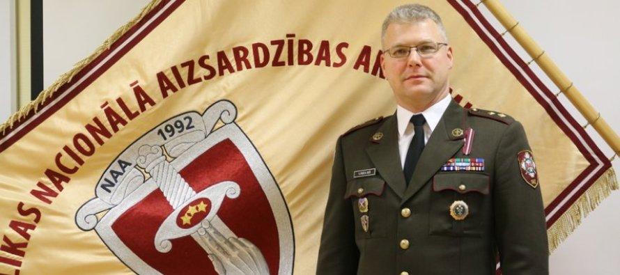 Новый ректор Академии обороны