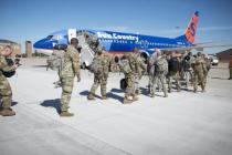 Национальная гвардия Нью Йорка отбыла в Украину