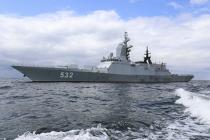 Корабли Балтфлота вошли в Средиземное море