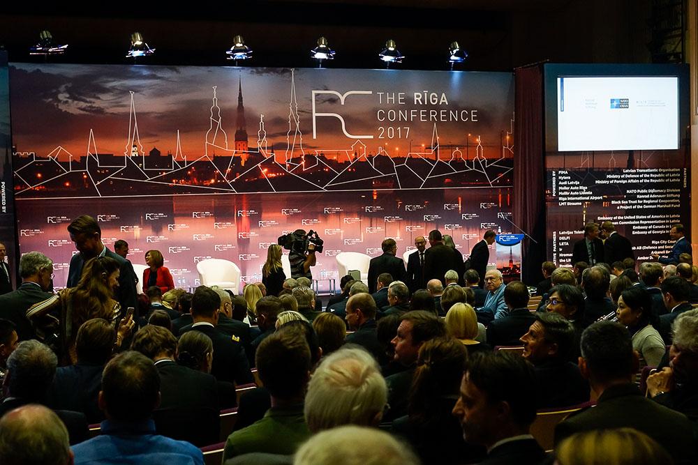 Riga Conference 2017