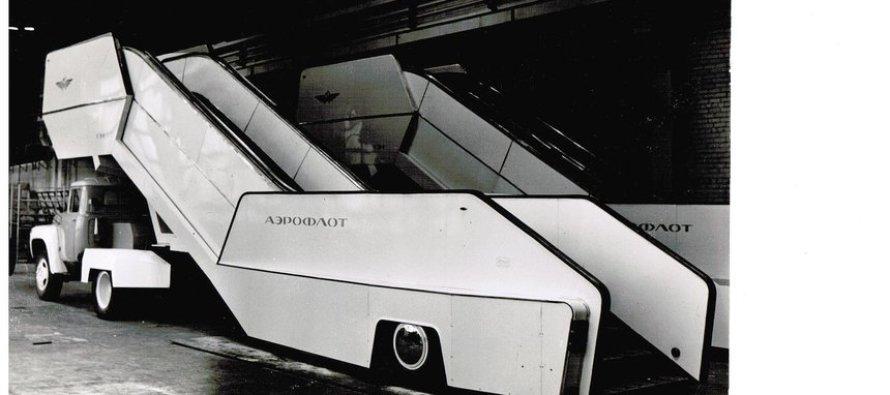 Трап-эскалатор для Брежнева
