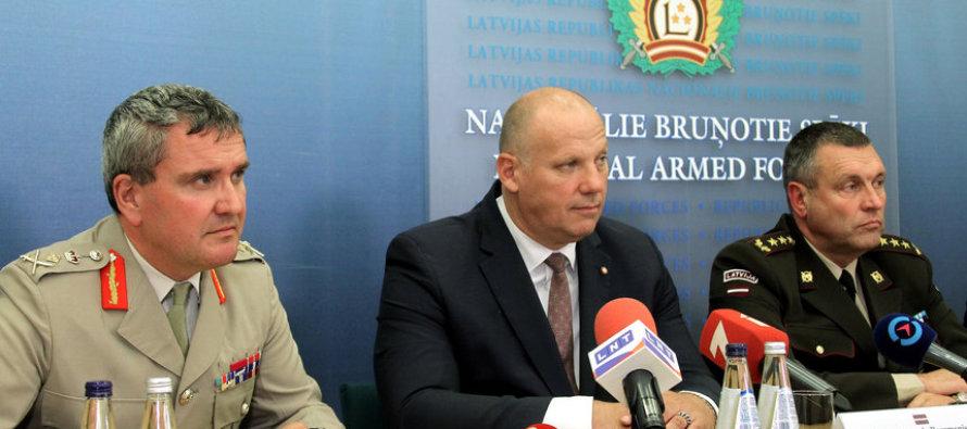 Двухсторонние консультации Латвии и НАТО