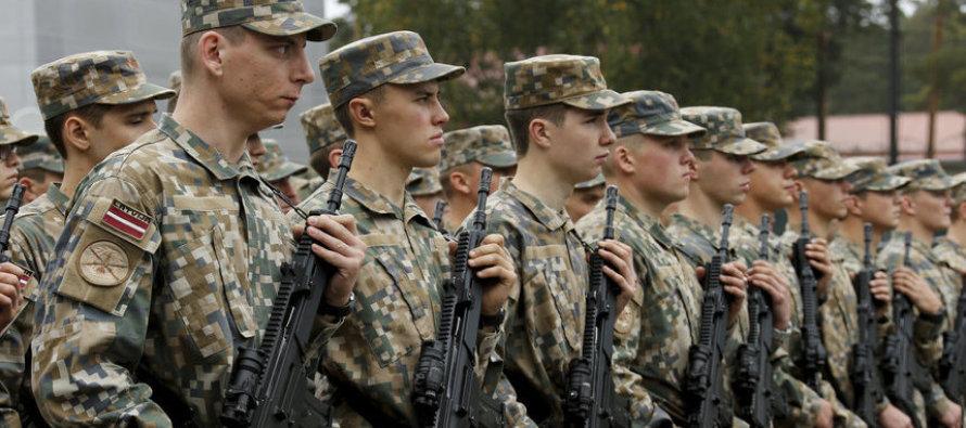 Начинаются учения военнослужащих резерва
