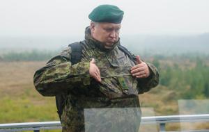 Запад-2017: Полигон Ружанский