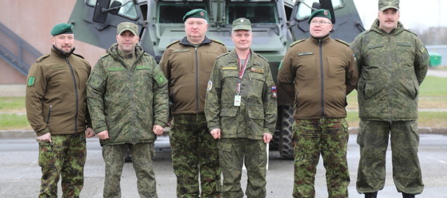 Российская инспекция в Балтийских странах