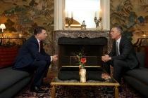 Генсек НАТО встретился с президентом Латвии