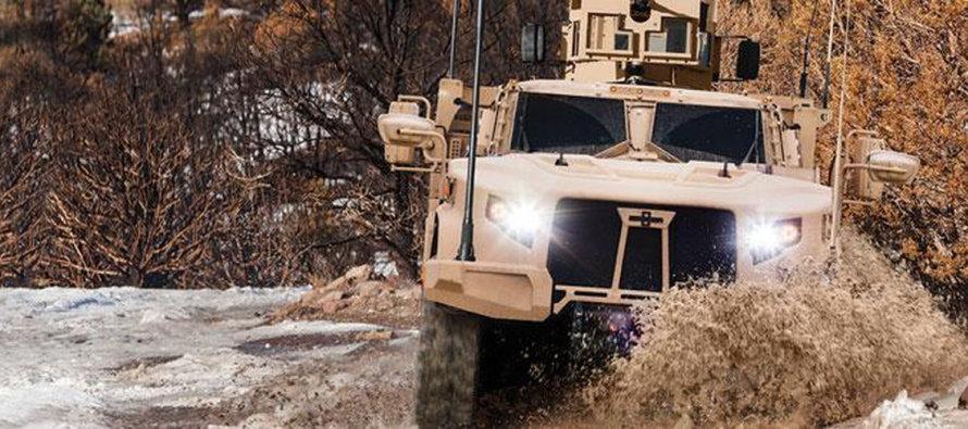 Бронированные внедорожники для армии Литвы