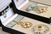 Президент Латвии вручил государственные награды