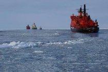 Северный морской путь взят под контроль