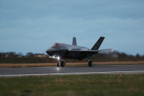 Истребители F-35 прибыли в Норвегию