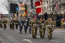 Полная версия фоторепортажа с парада 18 ноября