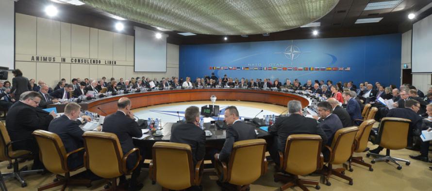 Встреча Министров иностранных дел НАТО