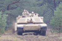 В Адажи пройдут учения сил быстрого реагирования США
