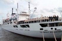«Адмирал Владимировский» взял курс в Индийский океан