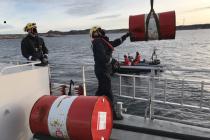 Будни Береговой охраны Швеции