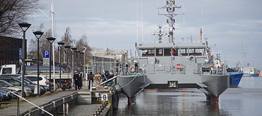 Встреча министров обороны Балтстран в Лиепае