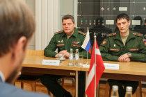 Аккредитация помощника военного атташе РФ в Латвии
