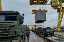 В Литву прибыл хорватский контингент