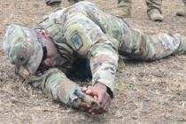 Американские солдаты тестируют новый пистолет