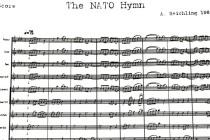 НАТО утвердила официальный гимн