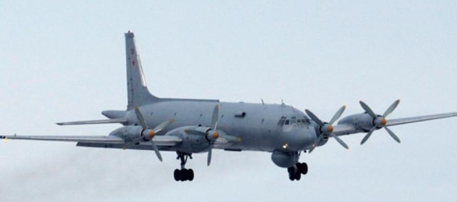 Патрулирование самолетов Ту-142 и Ил-38 в Арктике