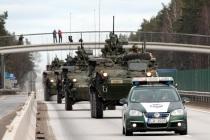 Создаются карты дорог для военных передвижений