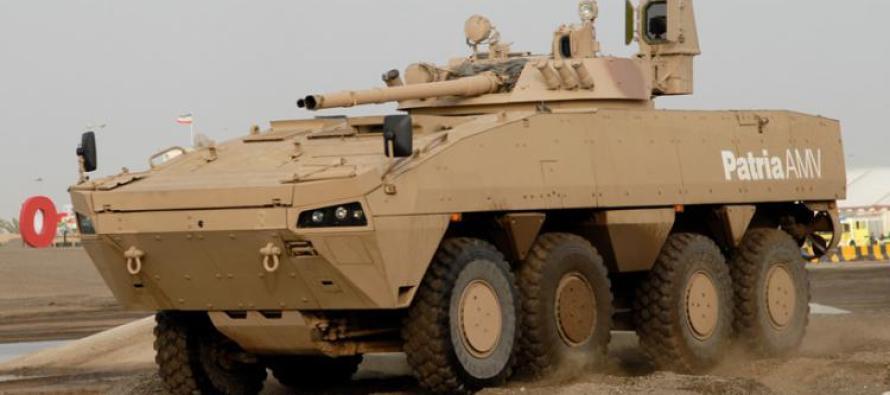 Финны ограничит продажу оружия на Ближний Восток