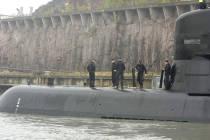 Шведские ВМС вернут базу подлодок на Готланд