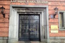 Растёт число посетителей в Военном музее Латвии