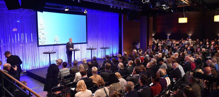 Генсек НАТО приветствует сотрудничество со Швецией